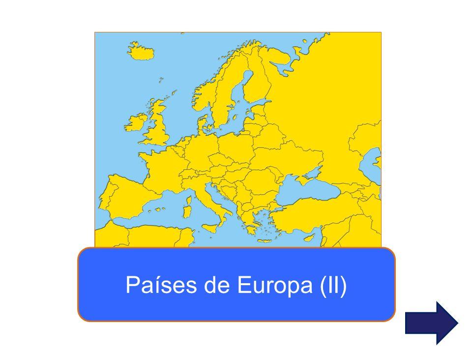 Países de Europa (II)