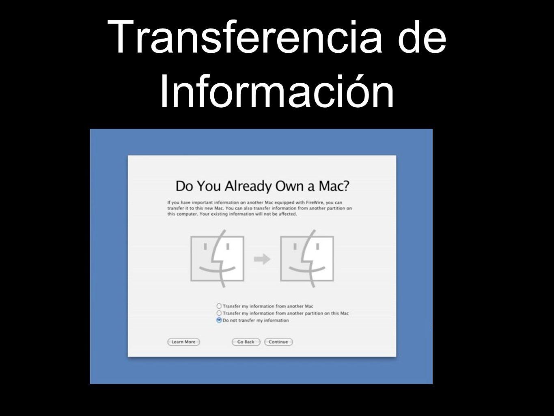 Transferencia de Información