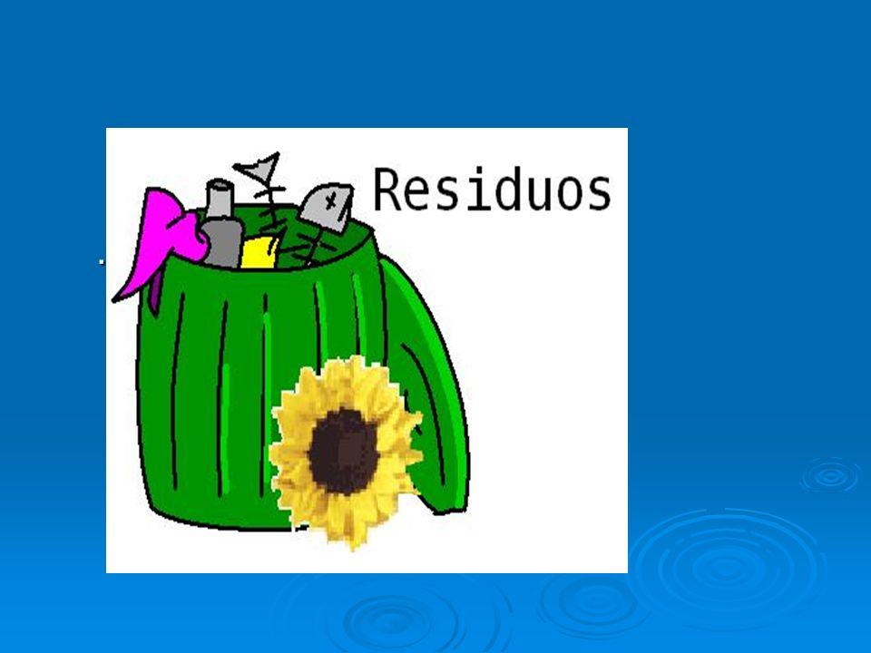 2.- Tendencias en la composición de los RSU Aumento del plástico.