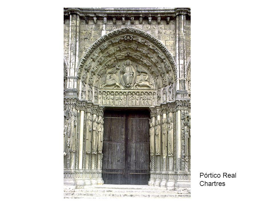 Catedral de Amiens. Portada sur del crucero