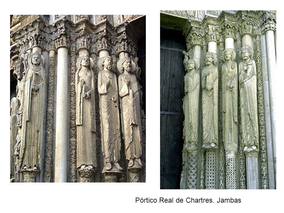 Catedral de Reims. Portada occidental