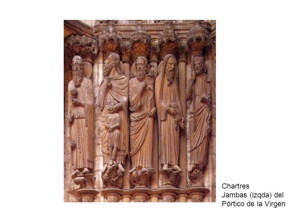 Notre Dame de París. Portada occidental