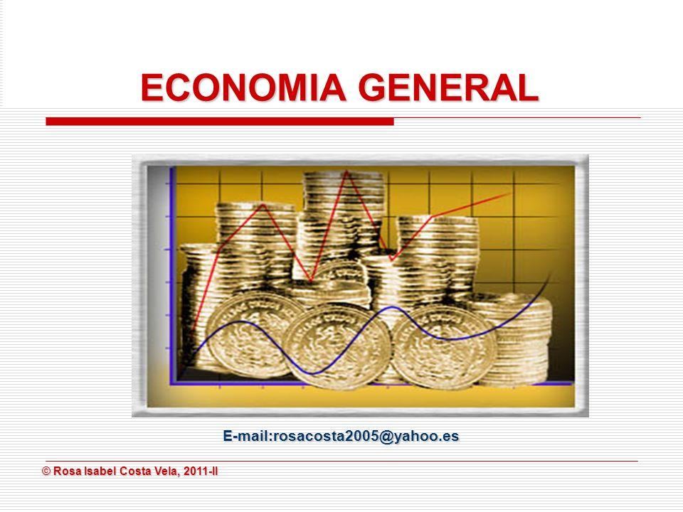 © Rosa Isabel Costa Vela, 2011-II © Rosa Isabel Costa Vela, 2011-II Crecimiento Económico El crecimiento económico mueve la fpp, hacia arriba y hacia la derecha.