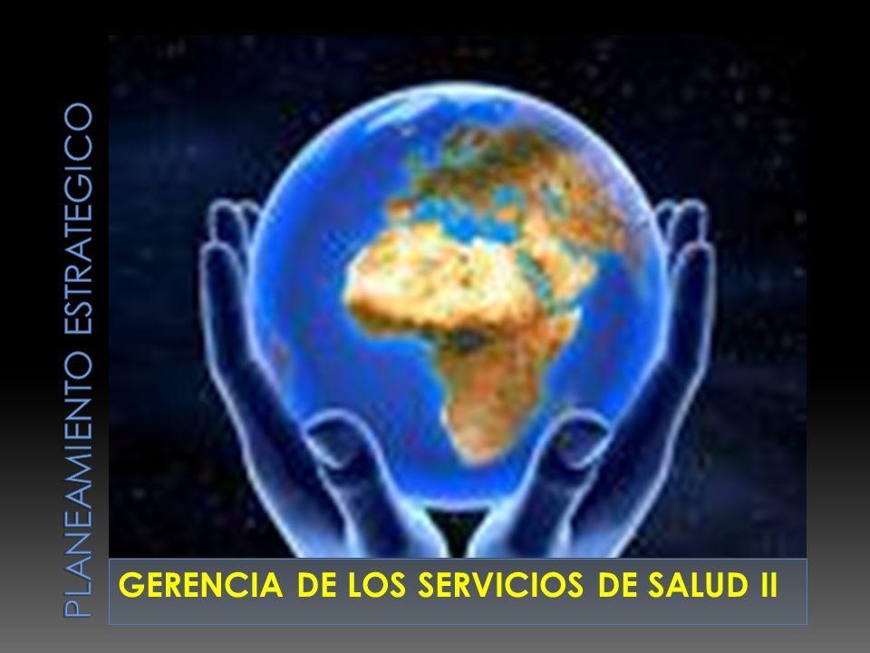 GERENCIA DE LOS SERVICIOS DE SALUD II