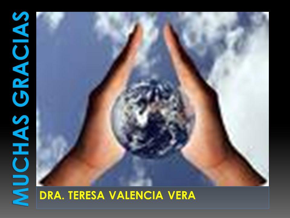 DRA. TERESA VALENCIA VERA