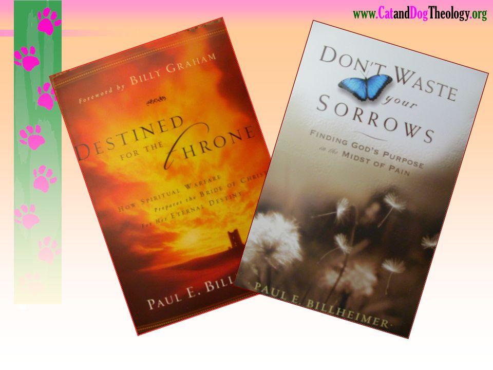 www.CatandDogTheology.org Los pecados como la violación, el maltrato y el asesinato no glorifican a Dios, pero nuestra respuesta a ellos sí. Algunas v