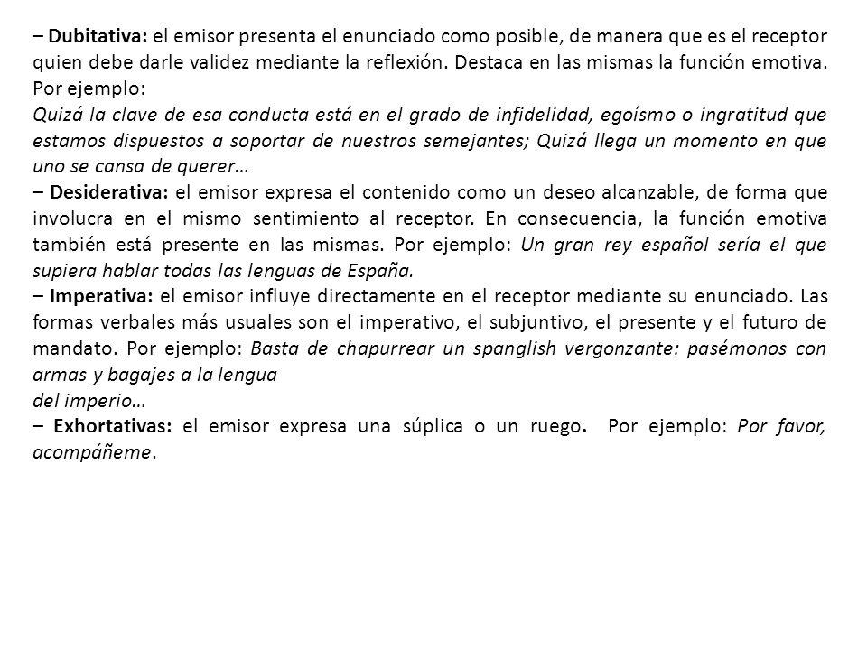 EL LÉXICO ADJETIVOS VALORATIVOS: con valor connotativo.
