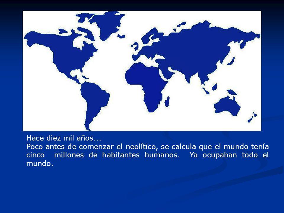Fuente: Estado de la población mundial 2004 - Fondo de Población de las Naciones Unidas Elaboración Propia