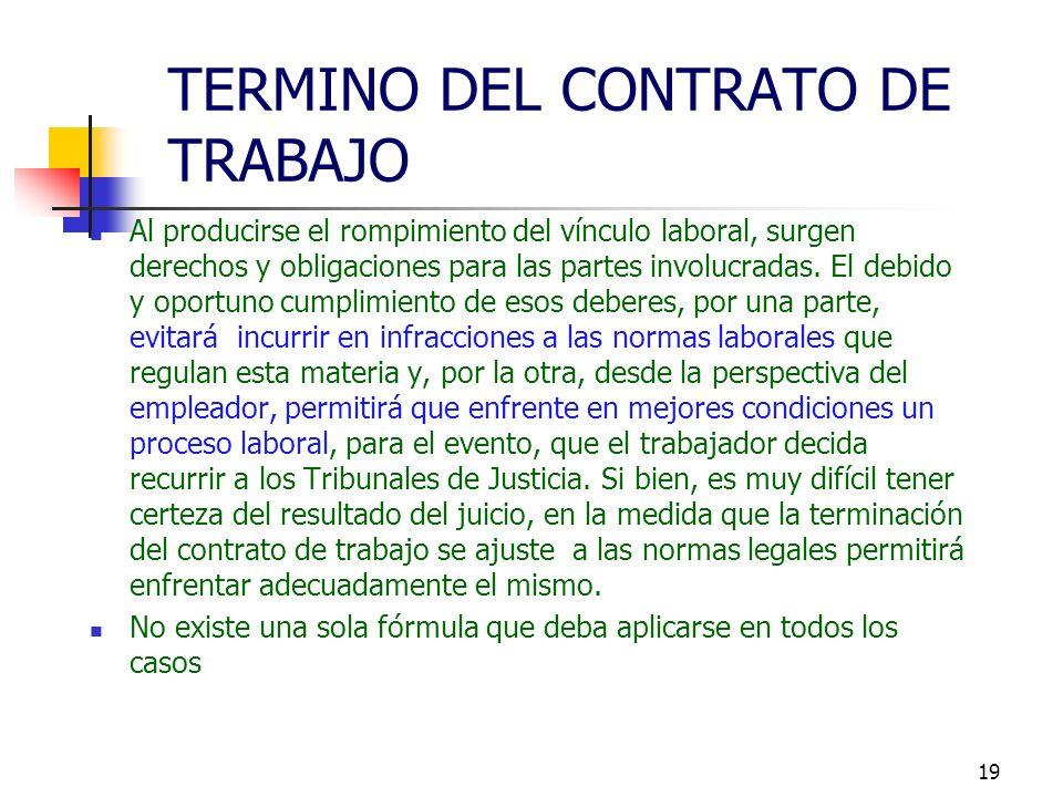 18 1 o más trabajadores: Confeccionar Reglamento Interno de Higiene y Seguridad. No aprobación Autoridad Sanitaria. Sí revisión texto e introducción d