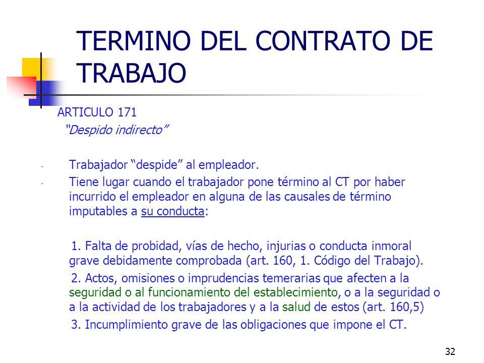 31 ARTICULO 161 Necesidades de la empresa y desahucio escrito c) Se prohíbe aplicar las necesidades de la empresa y el desahucio a trabajadores acogid