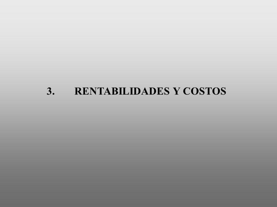 3.RENTABILIDADES Y COSTOS