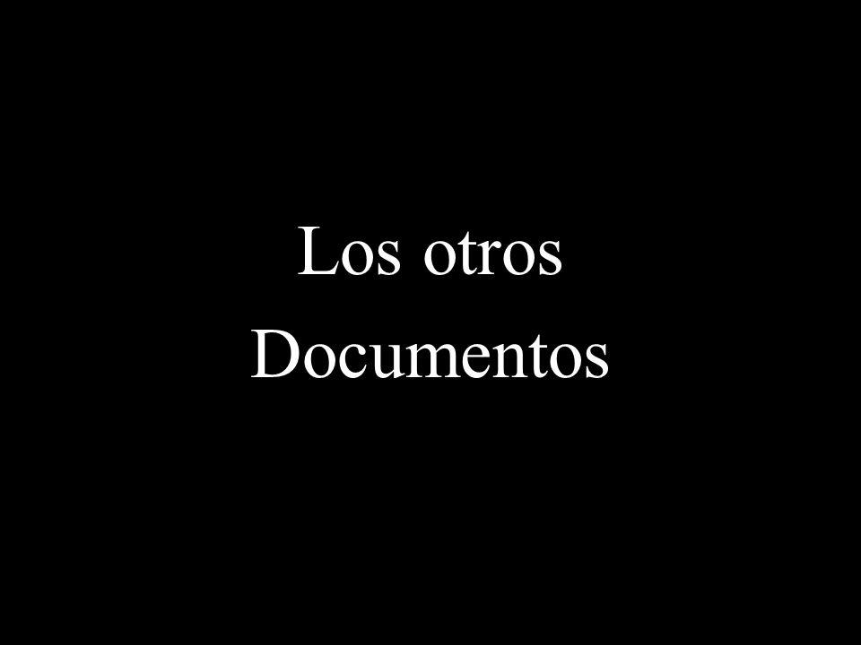 Los otros Documentos