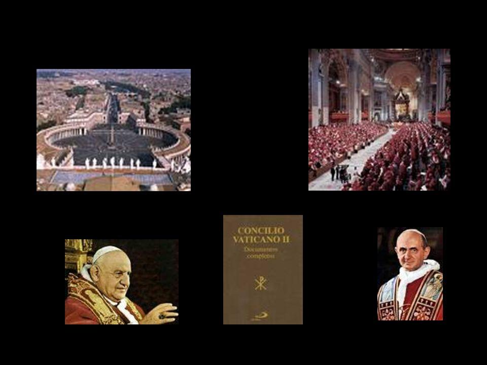 El Concilio Vaticano II fue un concilio ecuménico de la Iglesia Católica Fue uno de los eventos históricos que marcaron el siglo XX El papa Juan XXIII anunció su idea de convocarlo el 25 de enero de 1959 El 11 de octubre de 1962 se iniciaba oficialmente