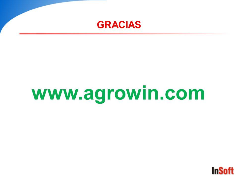 GRACIAS www.agrowin.com