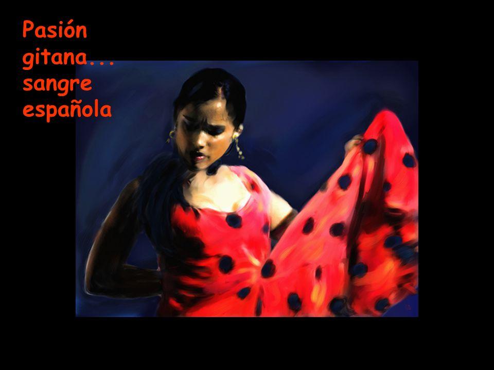 Garbo y orgullo flamenco