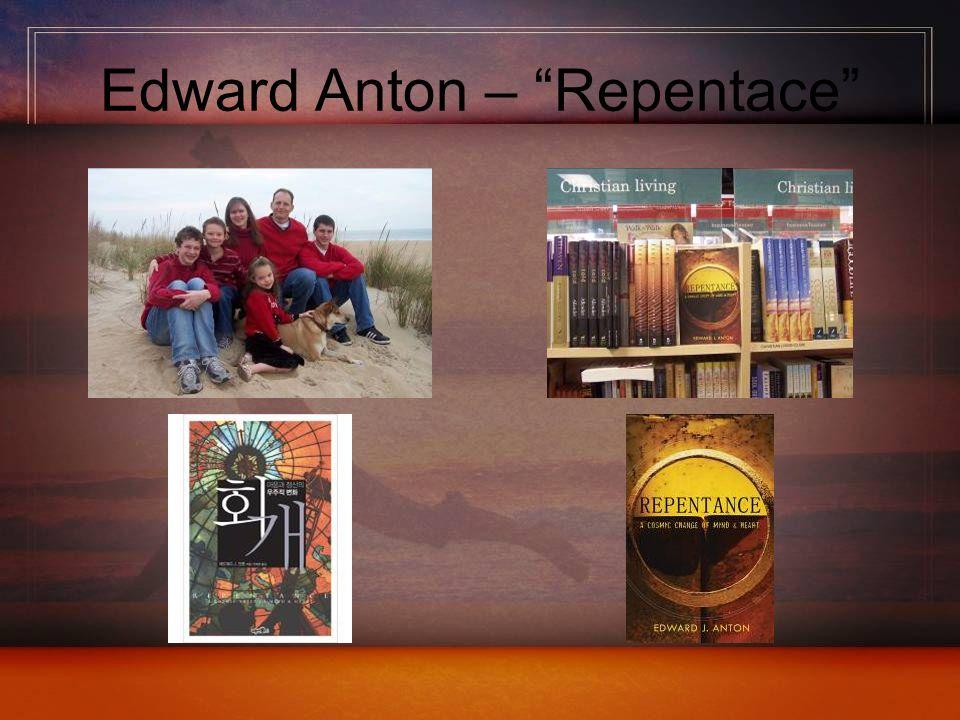 Edward Anton – Repentace