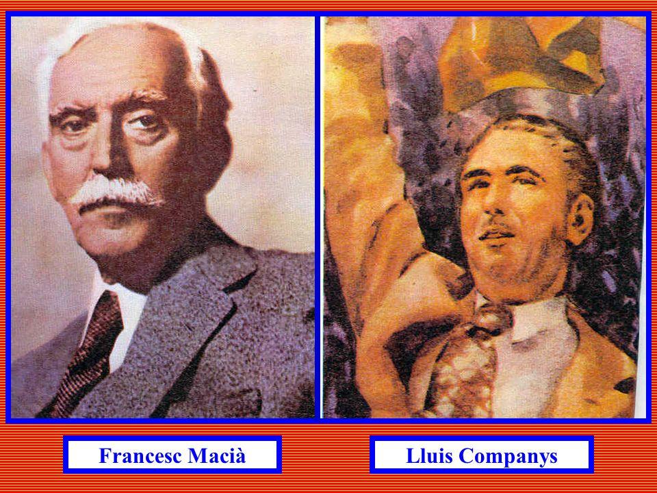 Francesc MaciàLluis Companys