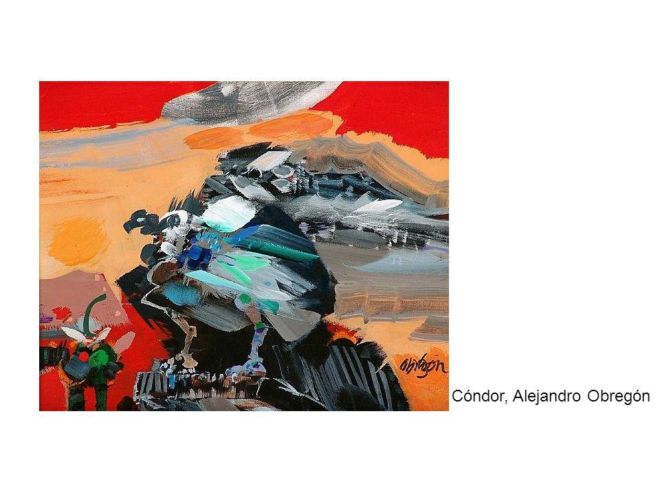 Cóndor, Alejandro Obregón
