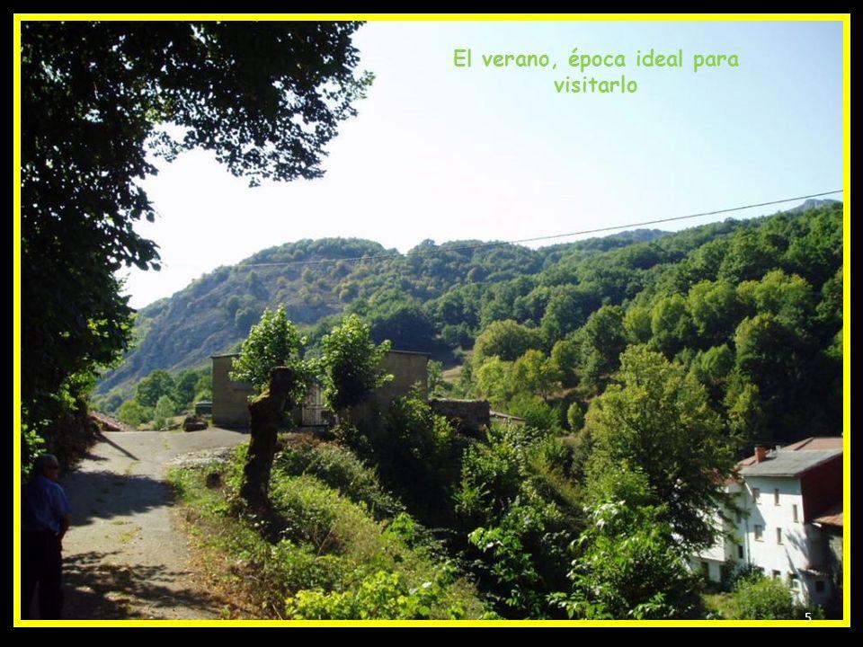 Senda del Arcedanio que une Soto de Sajambre con Amieva (Asturias) Otras sendas son La Jocica, que une los mismos pueblos a través de un recorrido más