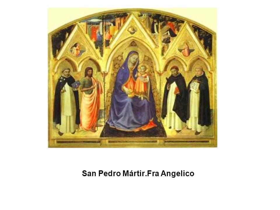 La Anunciación.Fra Angelico