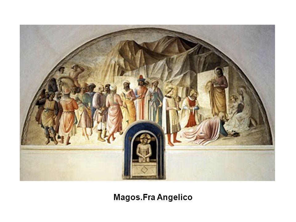 San Jorge y el dragón. Paolo Ucello