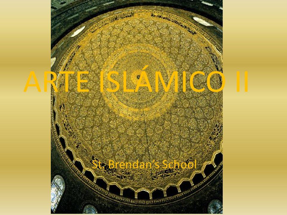 8) En cuanto a los tipos de arcos de los que se sirvieron los arquitectos musulmanes fueron muy diversos, entre ellos están: -El arco de herradura.