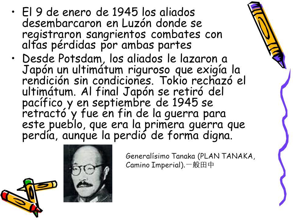 LA BOMBA DE HIROSHIMA.