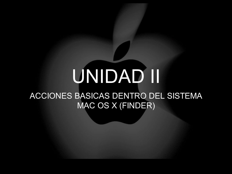 Requerimientos del Sistema Mac OS X 10.4 El primer paso es verificar las características de su Macintosh, a través del Perfil del Sistema.