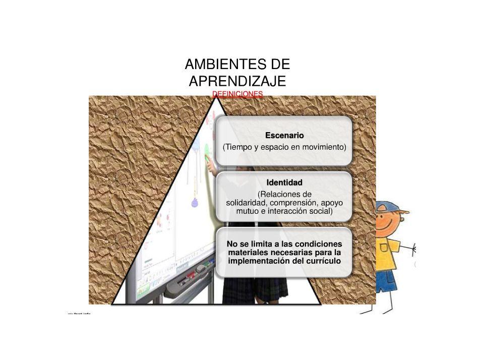Características Son cerradas Rectangulares Con filas rectas Una misma instalación, es utilizada por diversos maestros, aunque sean diferentes materias (son estáticas) La disposición del ambiente.
