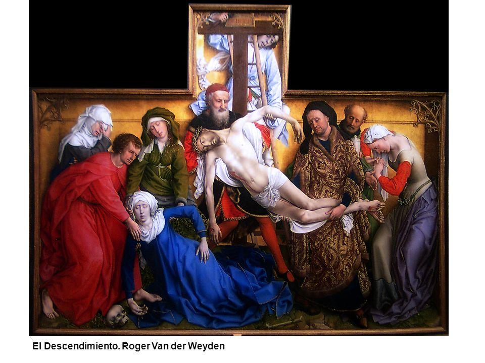El Descendimiento. Roger Van der Weyden