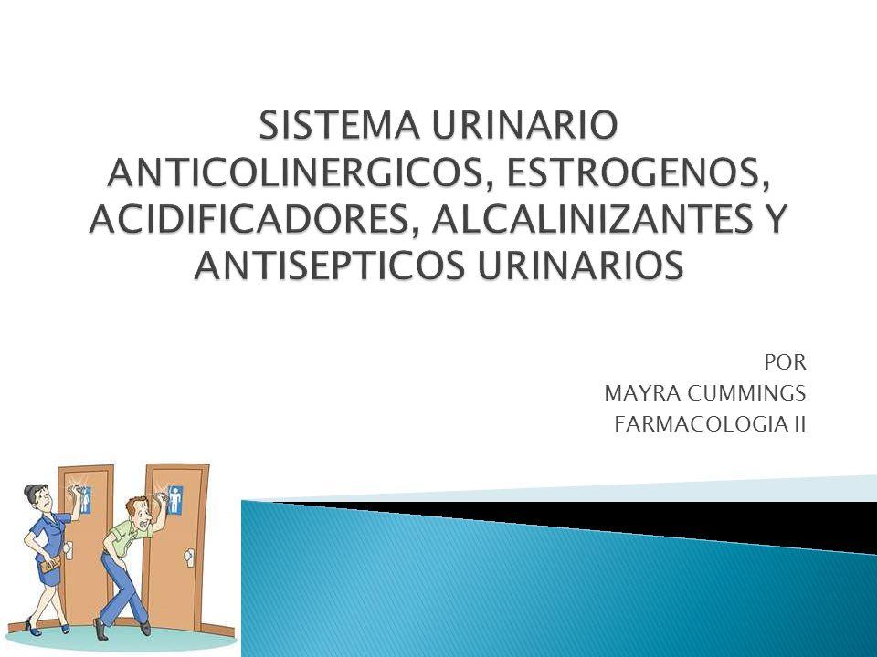 ¿Qué ROTULO AUXILIAR además de debe llevar medicamentos como Pyridium, Uretron DS y Urised.