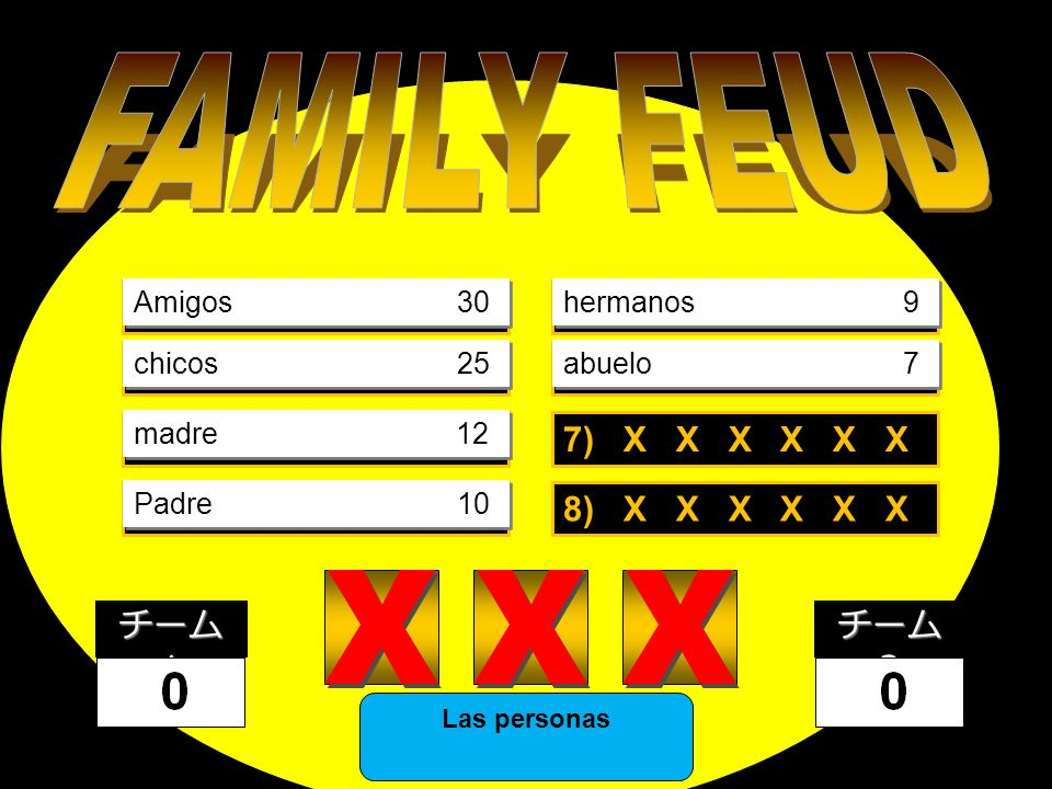 Equipo A Equipo B Exit Game