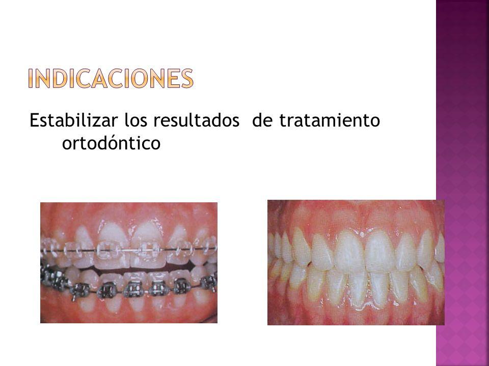 Asegurar que las restauraciones colocadas en un paciente funcionarán de manera adecuada.