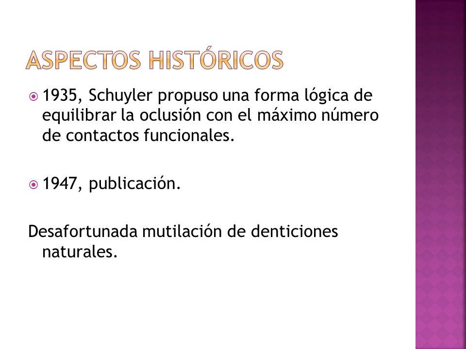 Procedimiento correctivo de los contactos interoclusales, tendiente a conseguir y mantener la centricidad mandíbular.