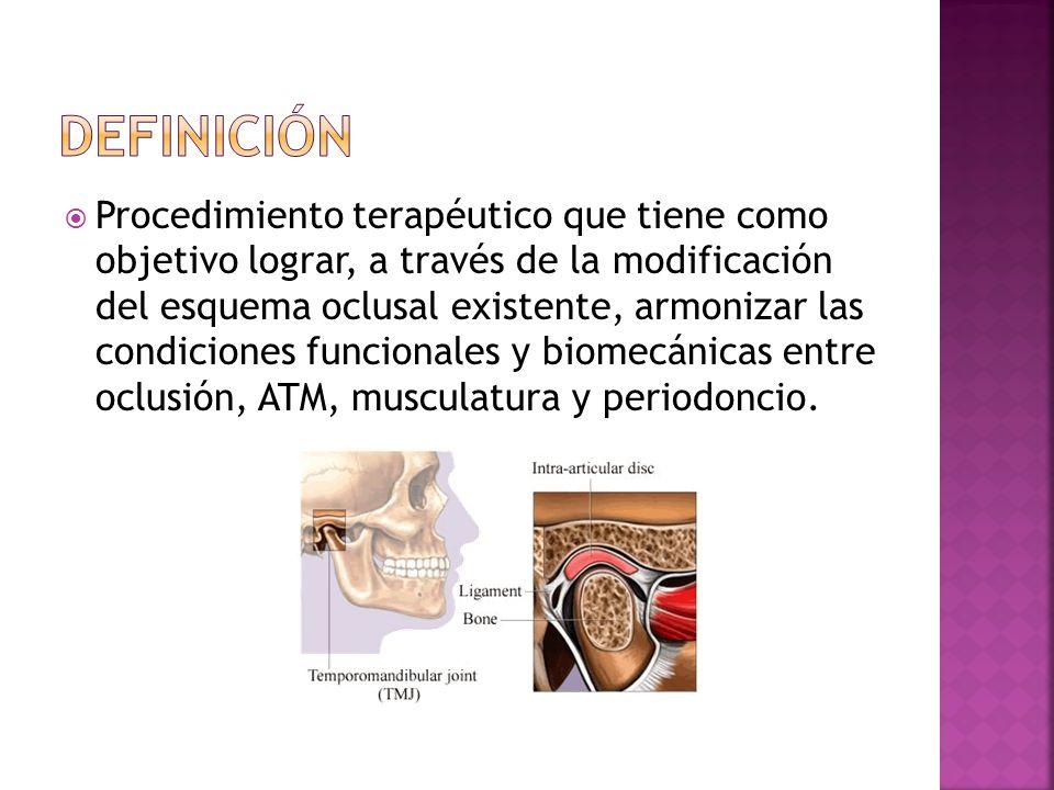 Ambos complejos discondilares en la posición musculoesqueletal más estable Coincidencia de oclusión habitual y relación céntrica.