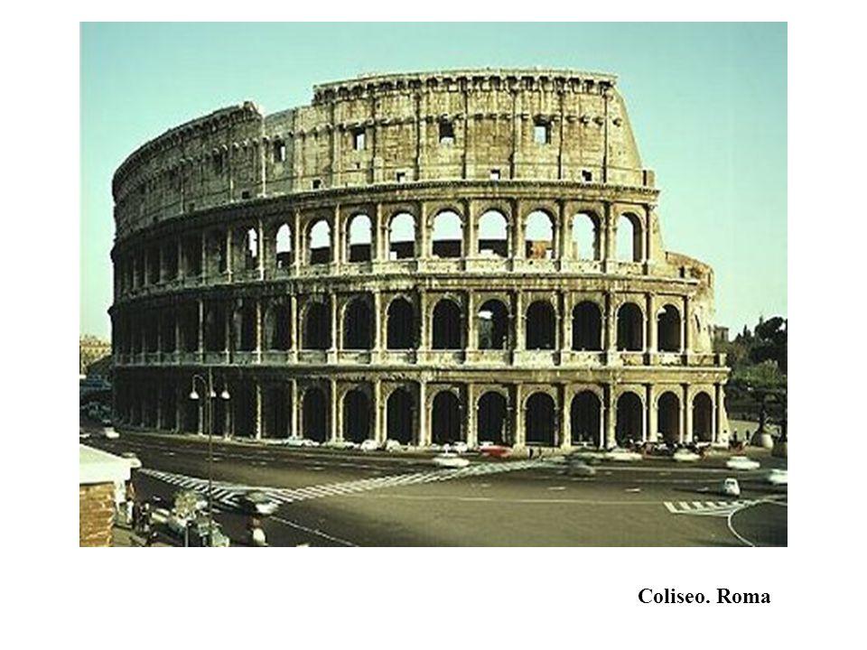 Coliseo. Roma