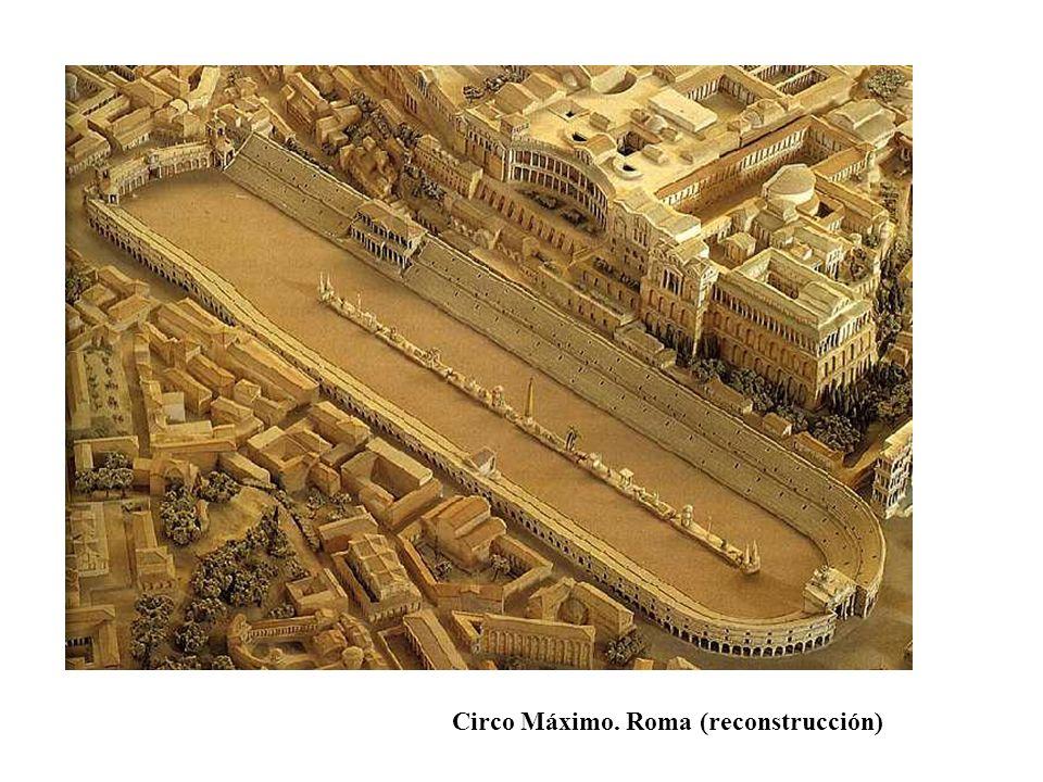 Circo Máximo. Roma (reconstrucción)