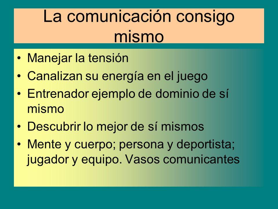 El trabajo en grupo Todos aprenden de todos Todos dependen de todos Confían en sí mismos y en los demás La comunicación interna facilita la sincroniza