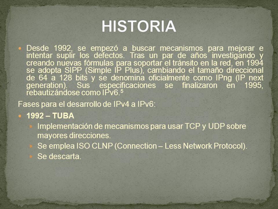 1993 - SIPP Proyecto Simple IP Plus.