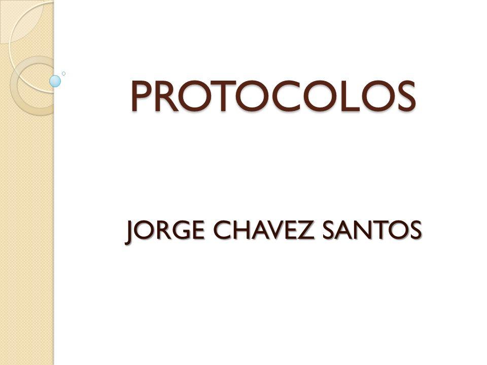 INTRODUCCION Protocolo es un conjunto de reglas establecidas entre dos dispositivos para permitir la comunicación entre ambos.