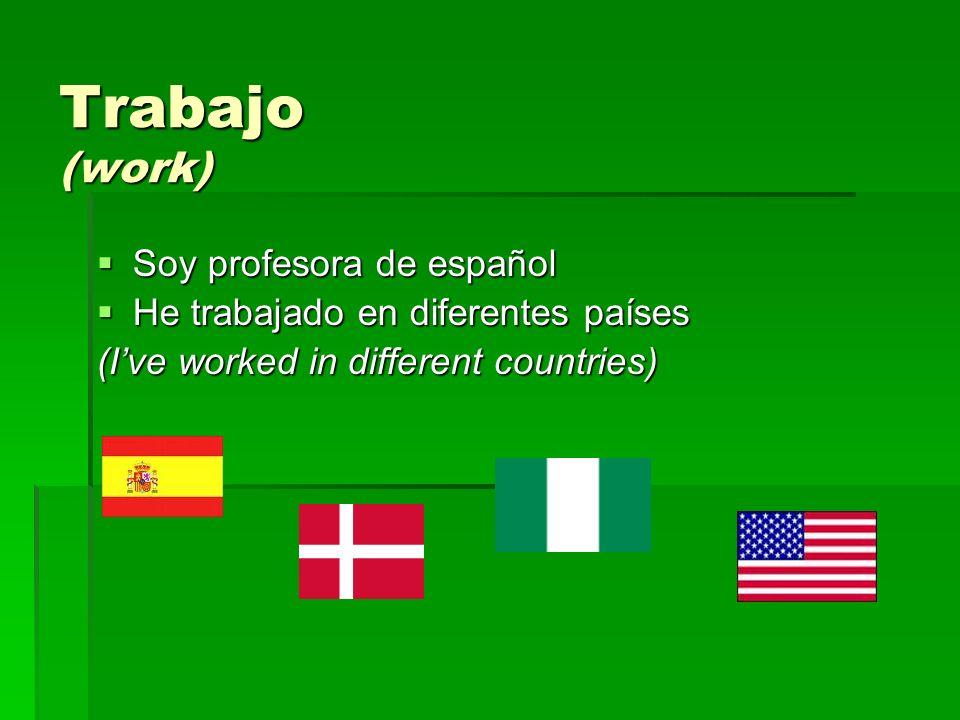 ¡SALTA!: Termina las siguientes oraciones en español.