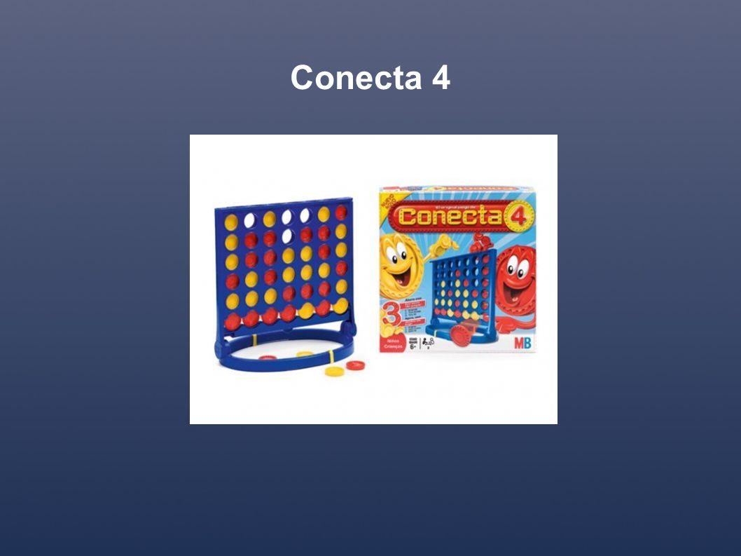 Juego Juego clásico de Conecta4.
