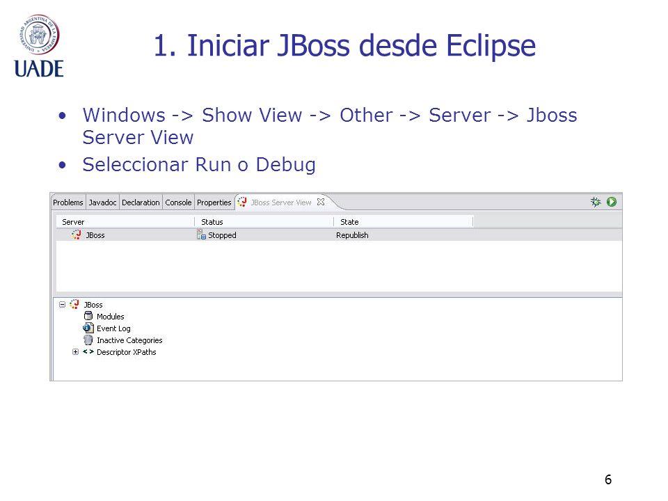 JEE (EJB3) Empaquetando y Desplegando una aplicación JEE - Packaging and Deployment -