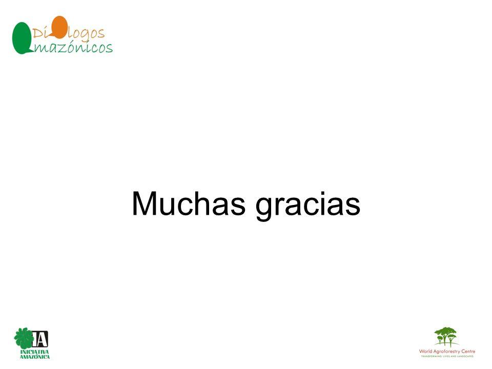 BOLIVIA Muchas gracias