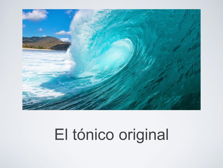 El tónico original