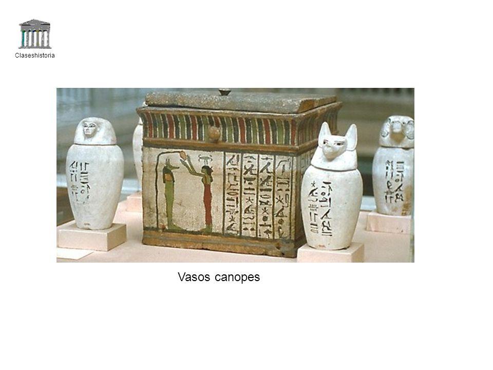 Claseshistoria Akhenaton y Nefertiti