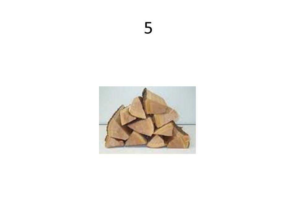 Cinco pinos (árboles)