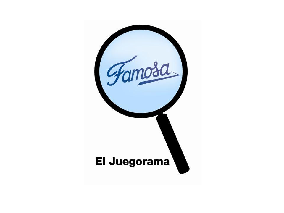 El Juegorama de Famosa 2010 / El Juego y el Juguete en la sociedad actual