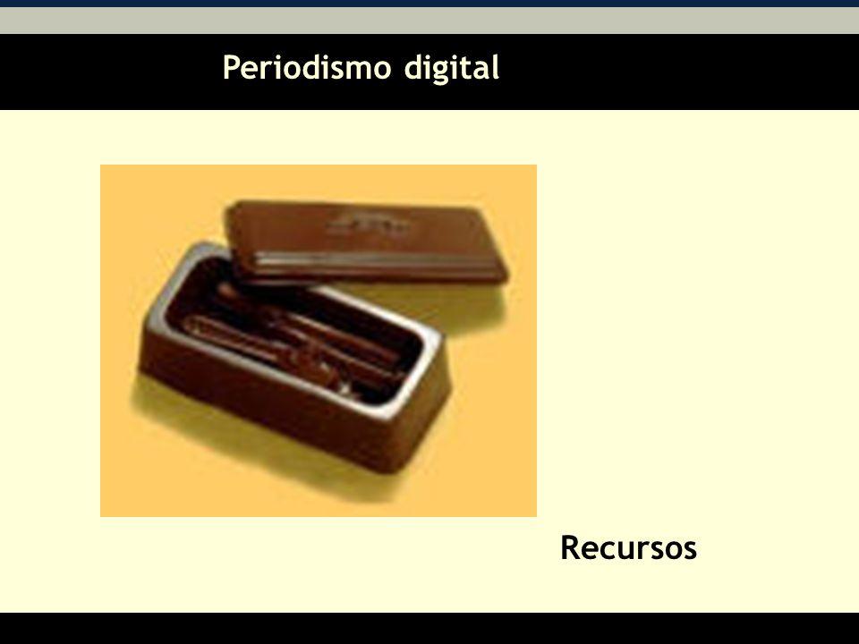 Recursos Periodismo digital