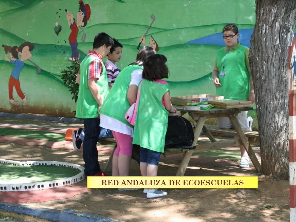 20 RED ANDALUZA DE ECOESCUELAS